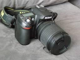 Câmera Digital D80 - Lente Nikon 18-135mm F/3.5-5.6g
