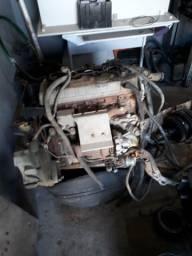 Motor mwm sprinter Volks eletrônico excelente estado