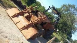 Retroescavadeira Saquarema Escavadeira máquina de escavar Pá Mecânica