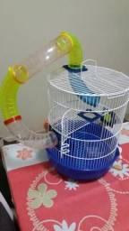 Gaiola/ Casa de Hamster ou Rato twister
