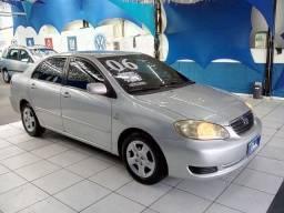 Toyota - Corolla XEI - Automatico - Sem Entrada + 48x 863,00 - 2006