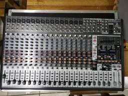 Mesa Behringer Eurodesk SX2442FX - Com case (Barbada)