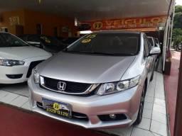 Civic lxr 2.0 2015 impecavel - 2015