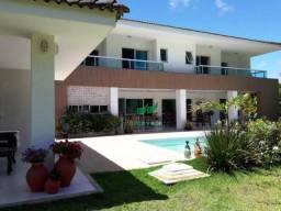 Casa com 5 dormitórios à venda, 530 m² por r$ 1.995.000 - encontro das aguas - lauro de fr