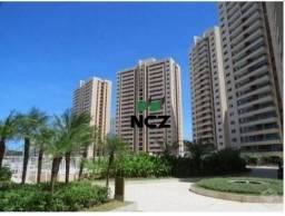 Apartamento com 4 dormitórios à venda, 106 m² por r$ 550.000