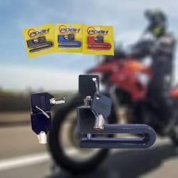 Cadeado Trava de Disco para moto