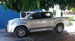 Toyota Hilux SRV CD 3.0 diesel - TOP 14/14 Com controle de estabilidade...
