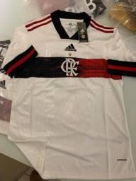 Camisa Flamengo Away 20/21