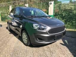 Ford KA SE 1.0 Completo Cinza 2019 IPVA 2021 Grátis