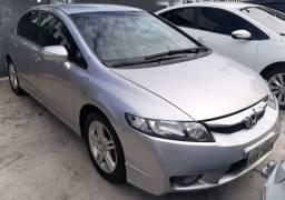 Honda Civic EXS 2009 Prata