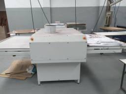 Três prensa termica