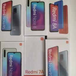 Só sucesso! REDMI da Xiaomi! Novo lacrado com garantia