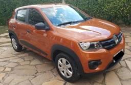 Renault Kwid 2018 com mensais de 401,00