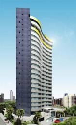 Flat com 1 dormitório à venda, 34 m² por R$ 203.271,00 - Miramar - João Pessoa/PB
