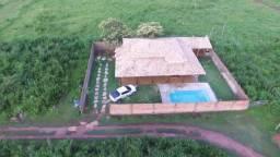 Chácara à venda com 2 dormitórios em Beira rio, Três marias cod:791