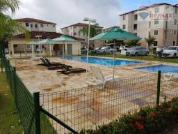 Apartamento com 2 dormitórios para alugar, 47 m² por R$ 700/mês - Parque Das Árvores - Par