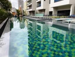 Apartamento à venda com 1 dormitórios em Pinheiros, São paulo cod:125439