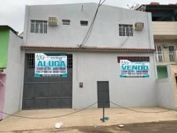 Galpão, 390 m² - venda por R$ 590.000,00 ou aluguel por R$ 4.900,00/mês - Pechincha - Rio
