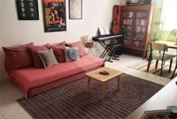Apartamento à venda com 1 dormitórios em Santa cecília, São paulo cod:169-IM525817