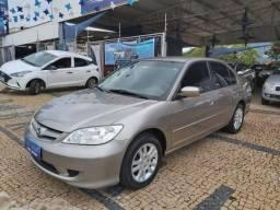 CIVIC 2005/2005 1.7 LXL 16V GASOLINA 4P AUTOMÁTICO