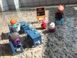 Brinquedo escolinha da Peppa Pig - Sala de Aula