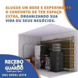 Aluguel de Box por temporada Self Storage