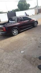 Vendo ou troco rodas 18 com pneus novos