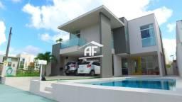 Excelente casa com 4 suítes (1 reversível e 1 máster com closet e varanda)