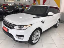 Range Rover Sport Hse Supercharged 3.0 4p 2016 - 4 x 4