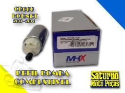 Refil combustível hornet 13-14 promoção entrega saturno