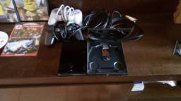 Playstation 2 soni completo seminovo