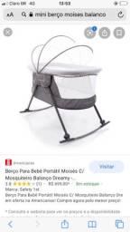 Mini Berco Moisés safety 1