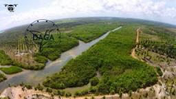 Area para Resort ou loteamento a venda em Alagoas com 720m de Praia