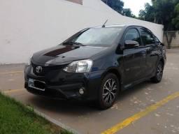 Etios Sedan Platinum A/T (diferenciado) 2016/17