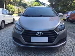 Hyundai hb20 2017 1.6 automatico completissimo unica dona 30.000km originais