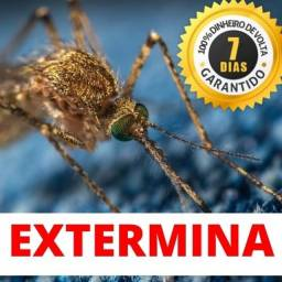 Destroça insetos com choque elétrico Luminária Mata Mosquitos