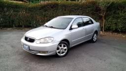 Top de linha!! Corolla SEG AT 2003 novíssimo