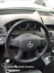 Volante com comando Mercedes c200 original