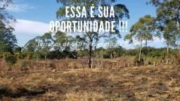 Não deixe para amanhã, terrenos de 550 m² aqui em Ibiúna-Sp