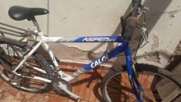 Bicicleta Caloi aro 26 ,21 marchas