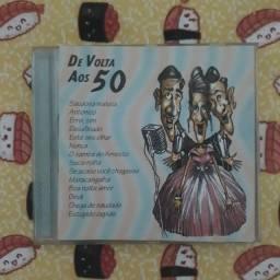 CD De Volta aos 50