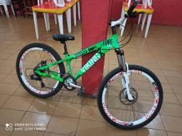 Vikingx tuff 25 verde