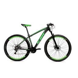 Vendo bicicleta aro 29 Ksw nova