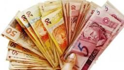 Saia do sufoco 1,000 12× 105,00 dinheiro cartão