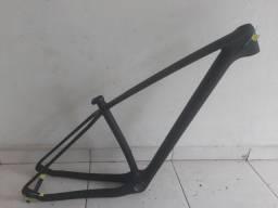 Carbono quadro bicicleta 29