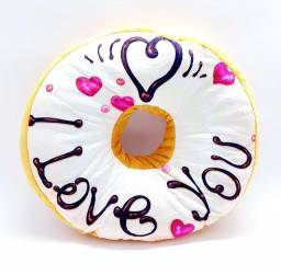 Almofada Rosquinha Donuts