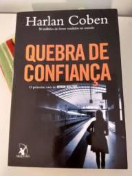 Livro Quebra de Confiança - Harlan Coben