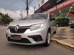 Renault sandero life 1.0 mt 2020 flex