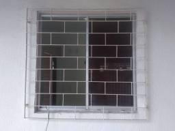 Vendo janela de aluminio e grade