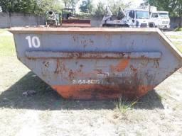 Caçamba de Resíduos 5 metros